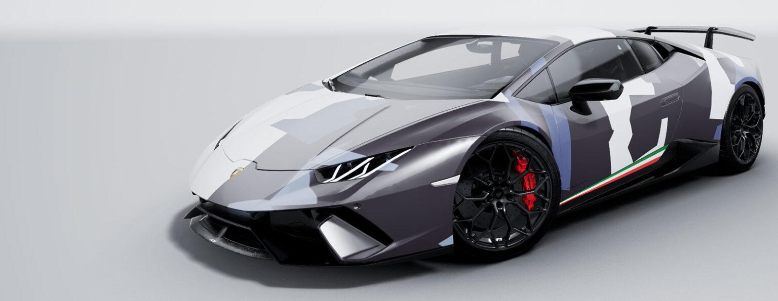 Lamborghini Huracan Performante 1